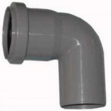Отвод 90° 50 мм канализ. СТАНДАРТ КОНТУР