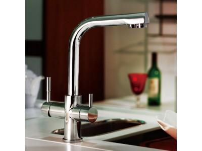 Все что вы хотели знать о смесителях с каналом для фильтрованной воды