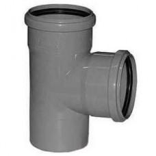 Тройник прямой Д110/110/90 SK-plast
