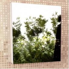 Шкаф-зеркало Диана-60 белый Comforty