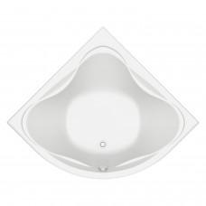 Акриловая ванна Bas Риола 1350х1350 без г/м