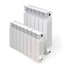 РАДИАТОР алюминиевый STI NEW 350/80 8 секции (105Вт/секц)