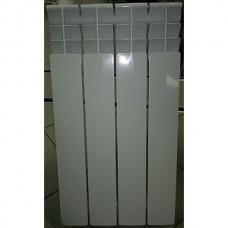 РАДИАТОР алюминиевый STI NEW 500/80 8 секции (135Вт/секц)