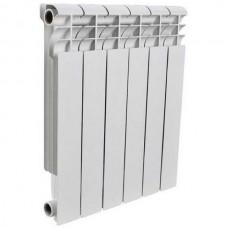 Радиатор алюминиевый STI THERMO RUS 500/80 10 секций (Россия) (170Вт/секц)