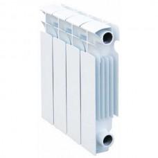 РАДИАТОР алюминиевый STI NEW 350/80 4 секции (105Вт/секц)