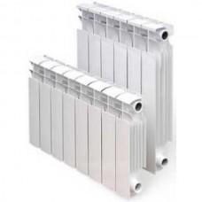 РАДИАТОР алюминиевый STI NEW 350/80 6 секции (105Вт/секц)