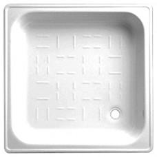 Поддон стальной 70х70х12 квадратный (BLB)