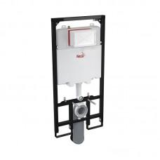 Скрытая система инсталляции Alca Plast Sádroмodul Sliм, для сухой установки (для гипсокартона)