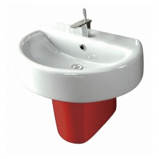Полупьедестал Best Color Red Sanita Luxe