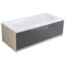 Акриловая ванна SMART 170 левая