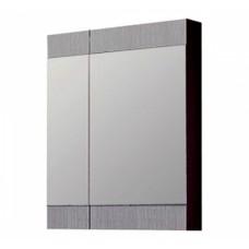Зеркало-шкаф Aqwella Бриг 60 дуб седой