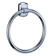Oder Держатель полотенец кольцо хром Wasserkraft К3060