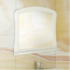 Зеркало Венеция-80 белый Comforty
