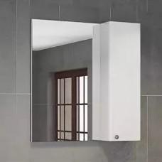 Зеркало-шкаф Амстердам-75 белый Comforty