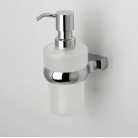 Berkel Дозатор жидкого мыла навесной хром Wasserkraft К6899