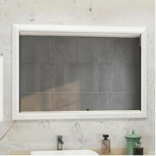 Зеркало Империя-120 белый глянец Comforty