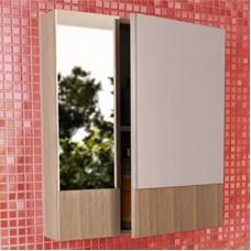 Шкаф-зеркало Ницца-60 сосна лоредо Comforty
