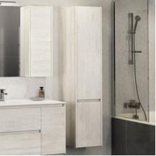 Шкаф-колонна Бремен-35 дуб белый Comforty