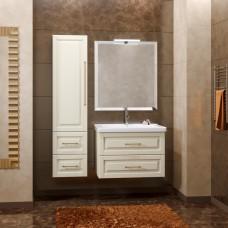 Комплект мебели Smile Сити 80 слоновая кость