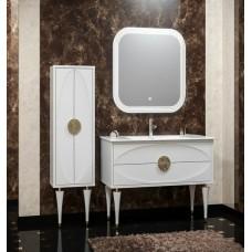 Комплект мебели Smile Ибица 90 белый/золото