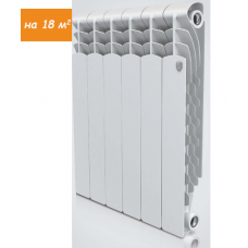 Радиатор алюминиевый ROYAL Thermo Revolution 10 секций, 500мм/80мм, 171Вт