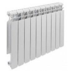 Радиатор алюминиевый BRIXIS BASE 500/100 10 секций 192 Вт