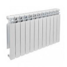 Радиатор алюминиевый BRIXIS BASE 500/100 12 секций 192 Вт