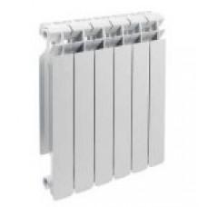 Радиатор алюминиевый BRIXIS BASE 500/100 6 секций 192 Вт