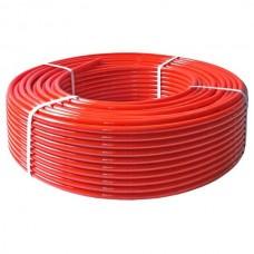 Труба для теплого пола TAEN 16*2.0 из полиэтилена PE-RT красный