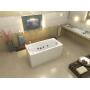 Акриловая ванна Bas Тесса 1400х700 без г/м